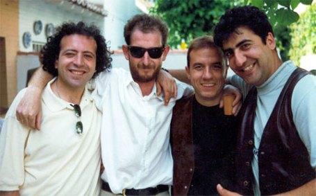 Tallafé, Summers, Martin y Javivi